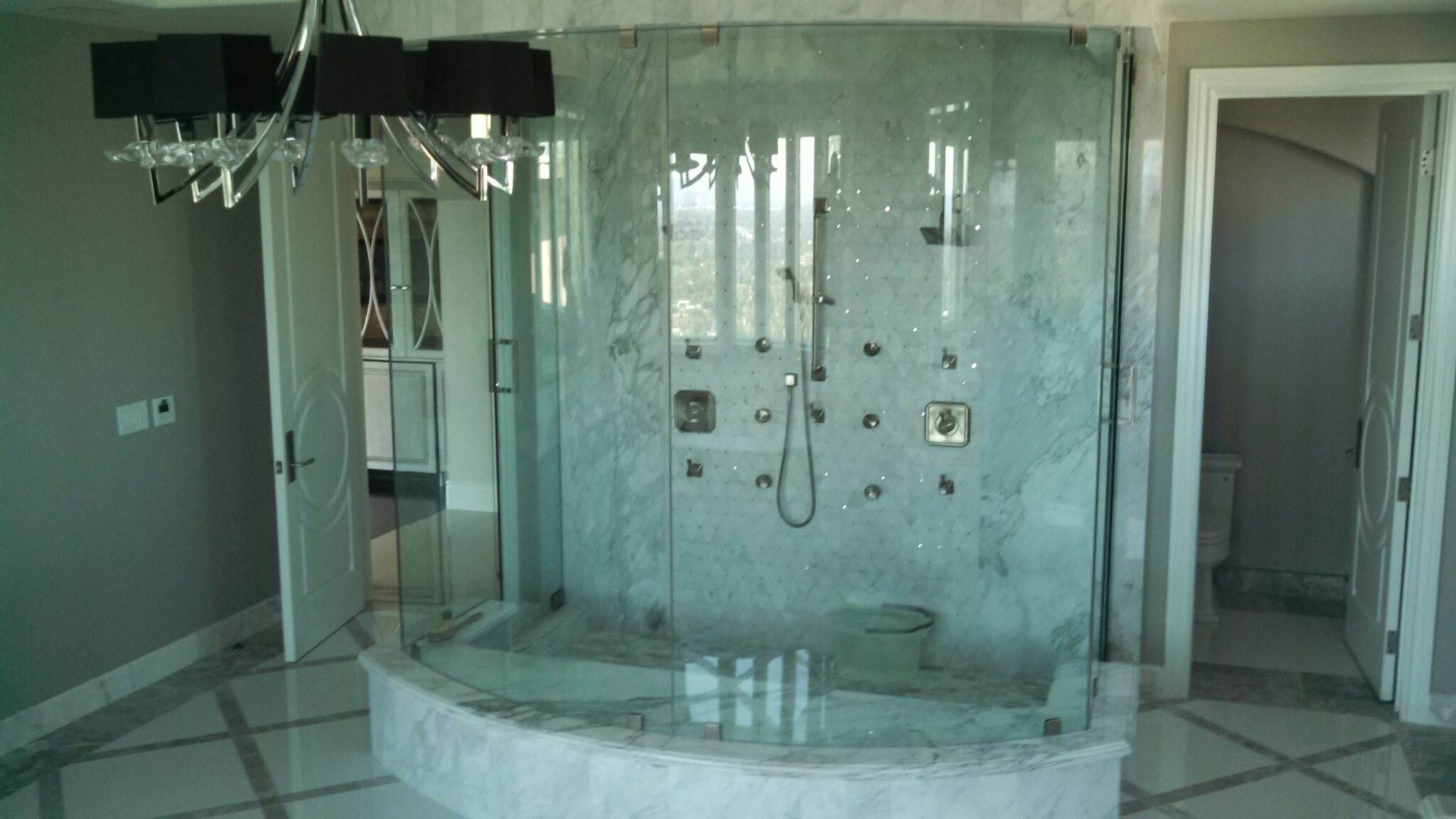shower doors Nu-Star