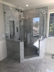 nu-star frameless shower doors