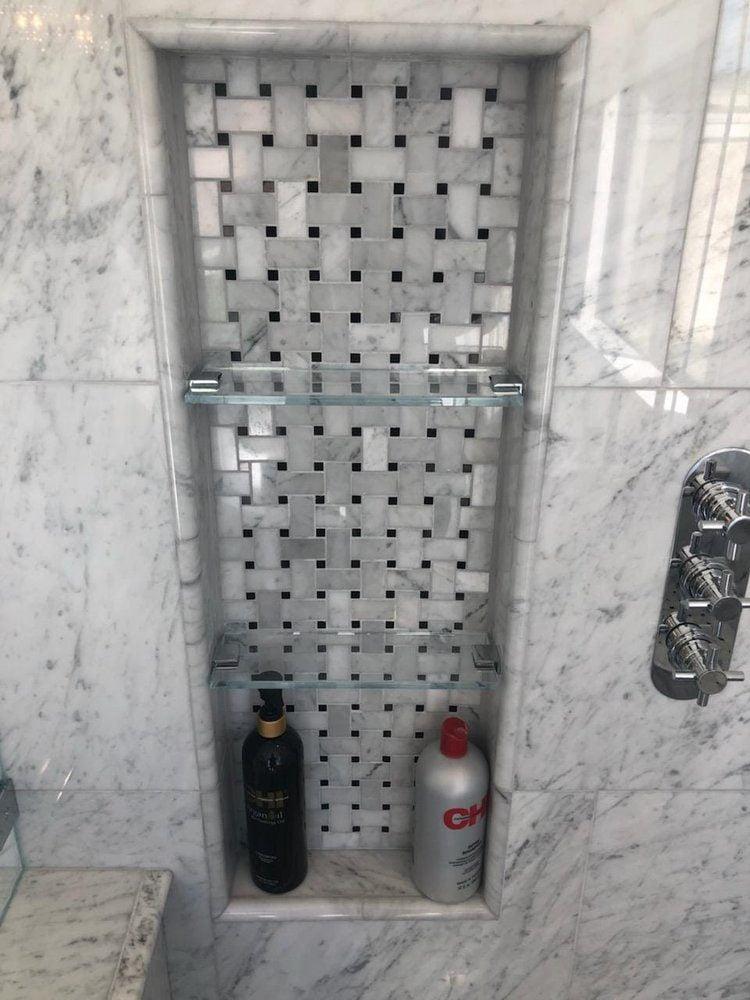 NUSTAR GLASS AND MIRROR SHOWER DOORS