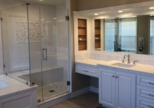 shower doors nustar'